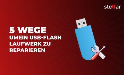 5-Wege-umein-USB-Flash-Laufwerk-zu-reparieren