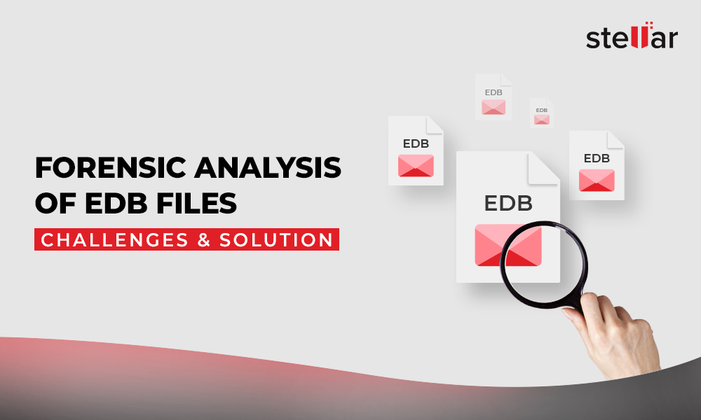 Forensic Investigation Of Mounted Edb Files In Ms Exchange Server
