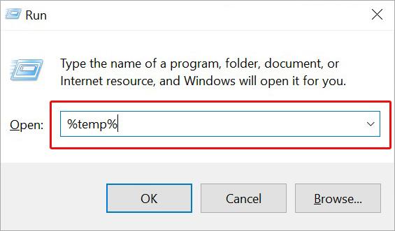 go-to-temporary-files-folder
