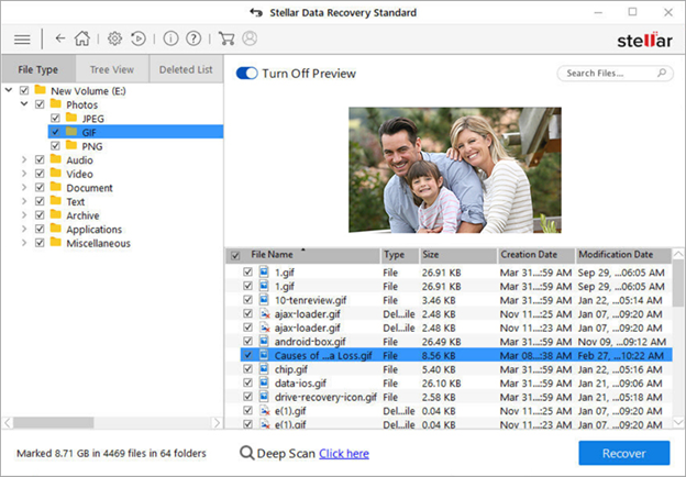 select-files-to-recover