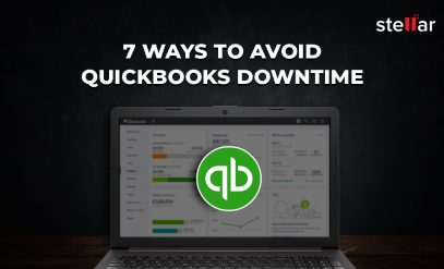 Ways to Prevent QuickBooks Downtime