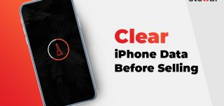 Clean iPhone before selling