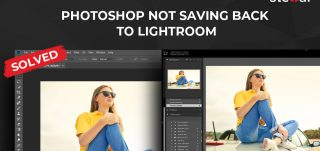 photoshop not saving back to Lightroom