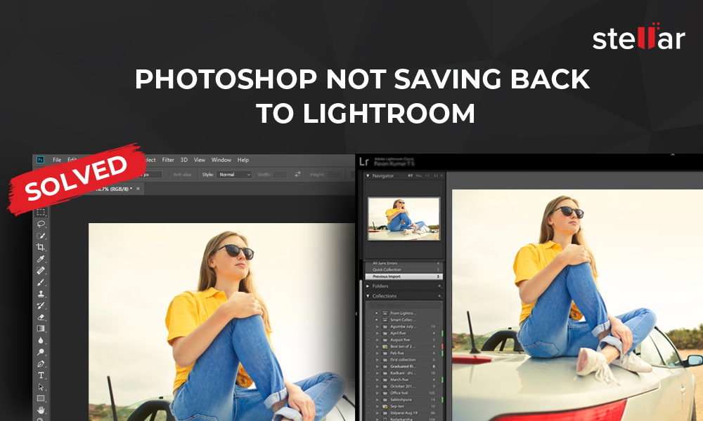 photoshop not saving back to Lightroom