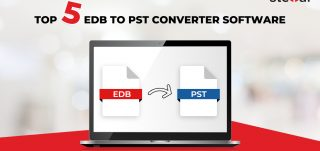 Top 5 Best EDB to PST Converter Software