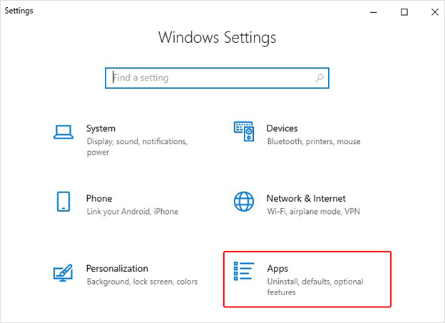 open-apps-from-system-settings