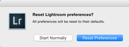Preferences in Lightroom -photoshop not saving back to lightroom