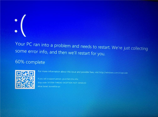 your-pc-ran-into-a-problem-and-needs-to-restart-error-image