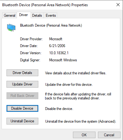 disable-faulty-driver