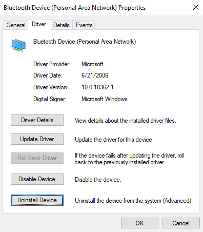 uninstall-device-driver