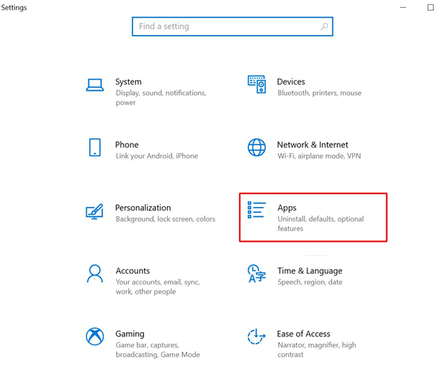 navigate-to-apps-on-the-settings-windows