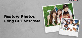 How to Restore Recovered Photos Using EXIF Metadata