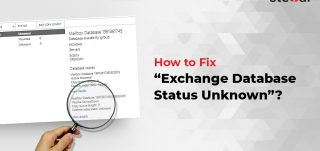 """How to Fix """"Exchange Database Status Unknown"""""""