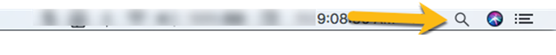 Mac-spotlight-search