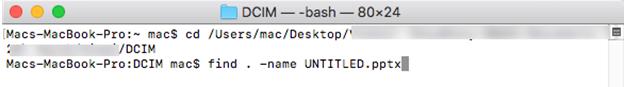 Terminal-command-in-Mac