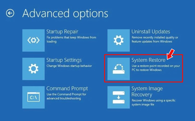 select-system-restore-from-advanced-options-screen