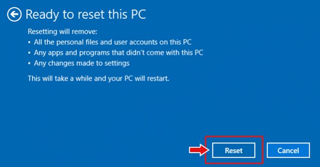 reset-to-perform-system-restore-