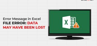 Excel File Error: Data May Have Been Lost