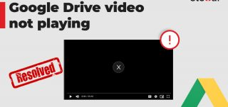 Fix Google Drive Video Not Playing