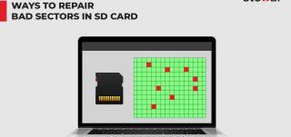 Repair bad sectors on SD card