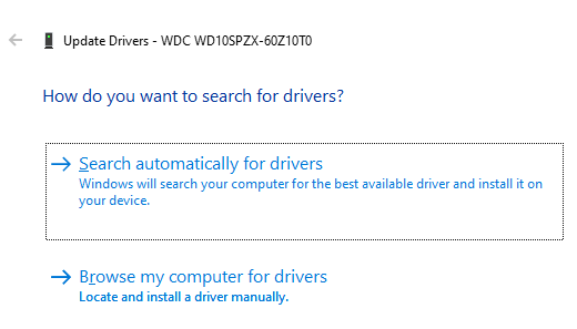 search-automatically-for-driver