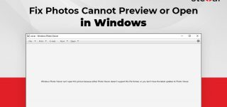 Photos Cannot Preview or Open in Windows
