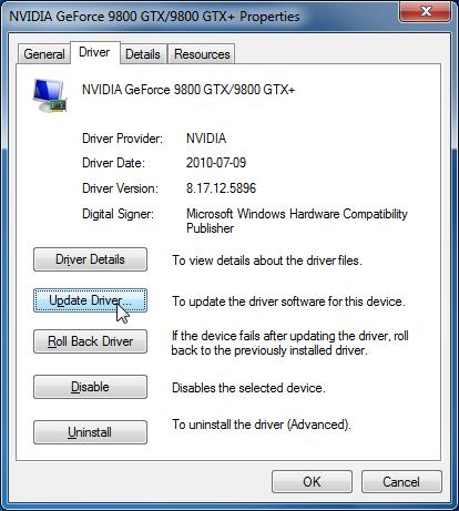 update-device-driver