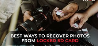 recover photos from locked sd card