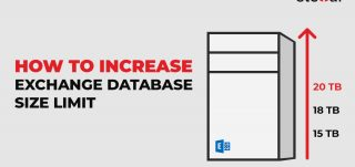How to Increase Exchange Database Size Limit?