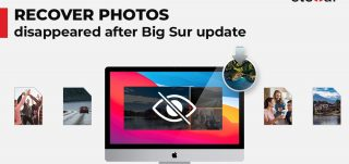 Recover photos disappeared after Big Sur update