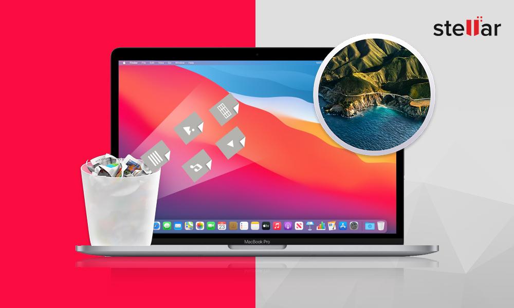 Wie man gelöschte Dateien unter macOS Big Sur wiederherstellt