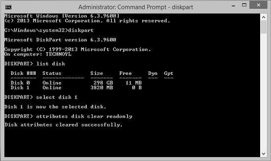Command lines in CMD window