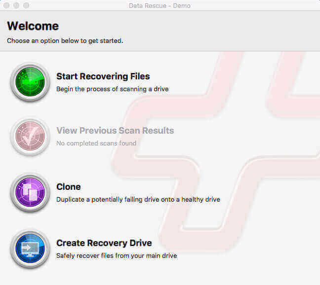 Data rescue Data Recovery