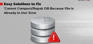fix access file already in use error