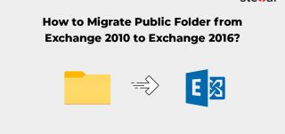 How to Migrate Public Folder from Exchange 2010 to Exchange 2016?