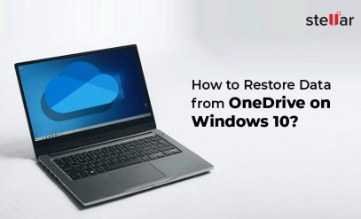 Restore Data from OnDrive