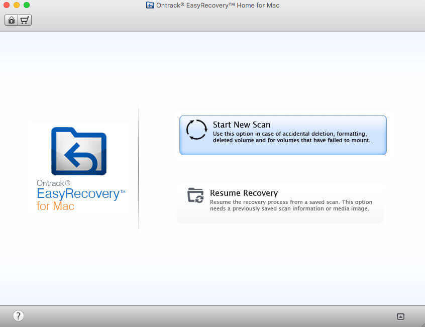 Ontrack Easy Recovery for Mac