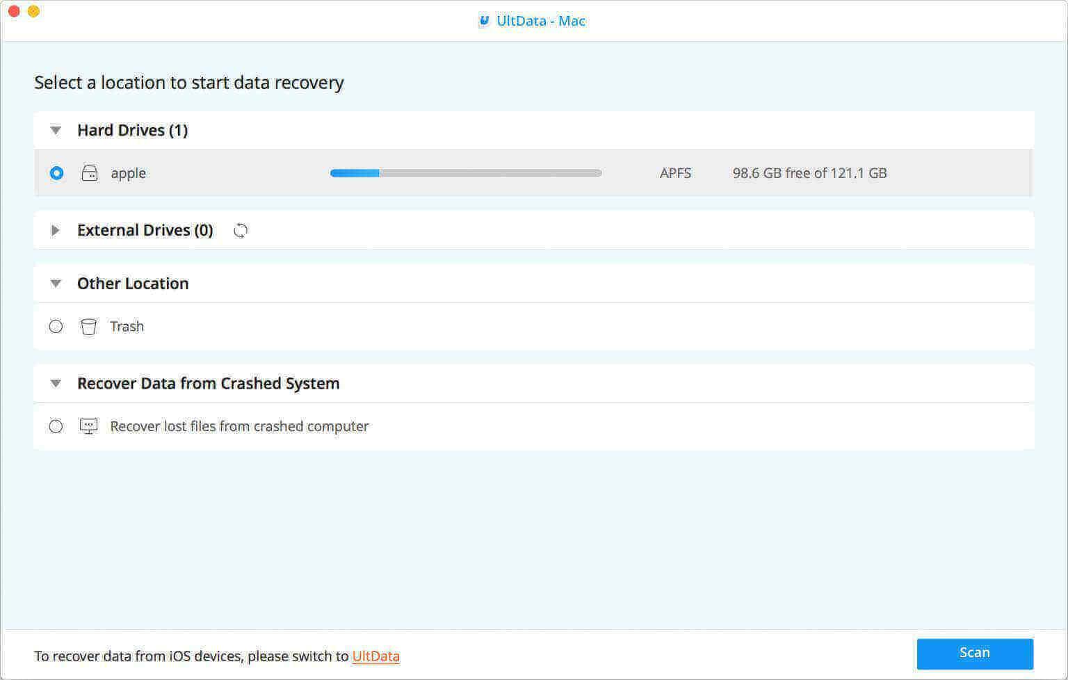 Tenorshare Mac Data Recovery