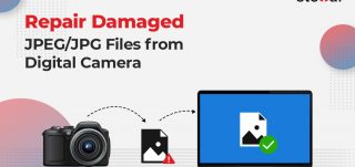 Repair Damaged JPEG JPG Files from Digital Camera