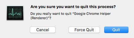 Click Quit
