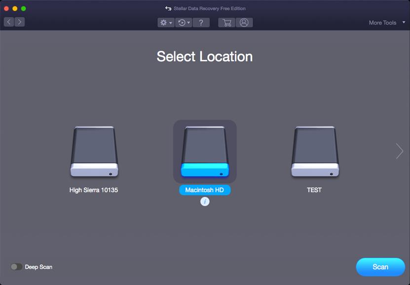 Select a device
