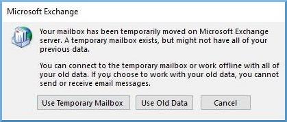 use temporary mailbox