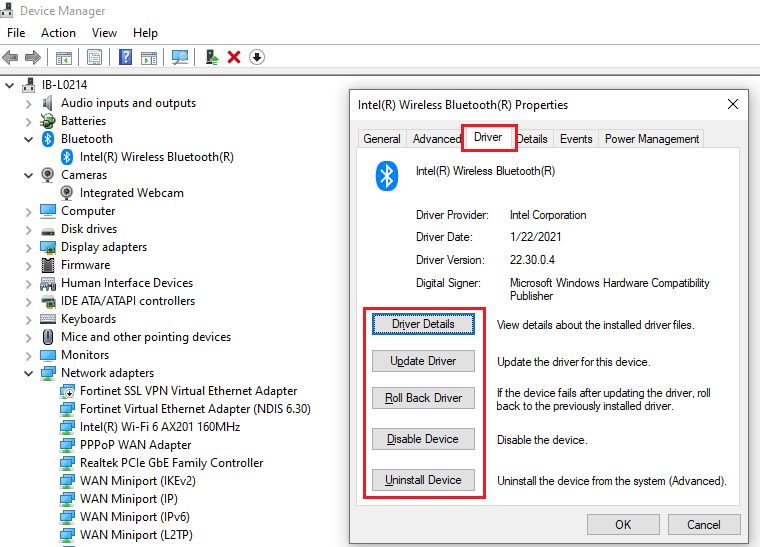 uninstall problematic updates windows