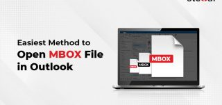 Easiest Method to Open MBOX File in Outlook