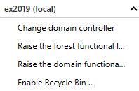 Enable Recycle Bin
