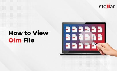 How to View OLM File in Windows