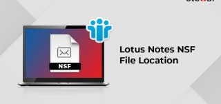 Lotus notes nsf file location
