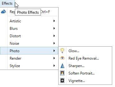 Sharpen option in Paint.NET