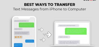 transfer text messages from iPhone