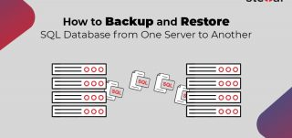 How to Backup and Restore SQL Database from One Server to Another
